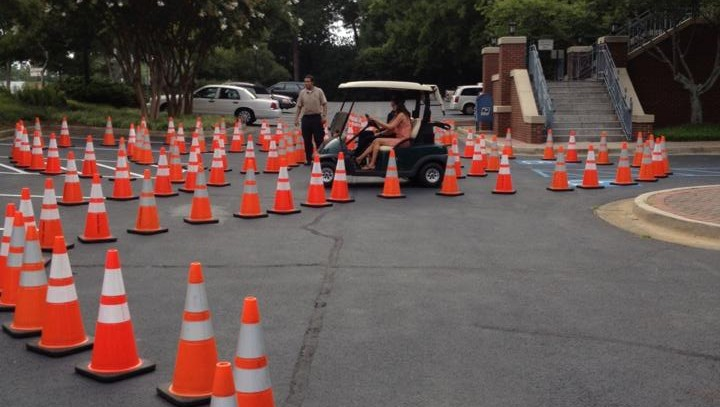 Will golf carts generate less DUI arrests?